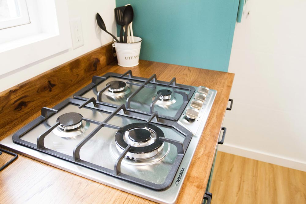 Propane Cooktop - Nash by Modern Tiny Living