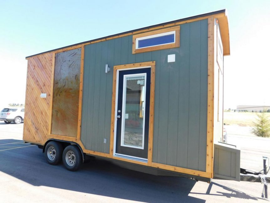 Pioneer by Tiny Idahomes