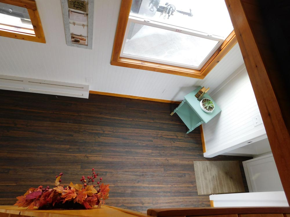 Vinyl Flooring - Pioneer by Tiny Idahomes