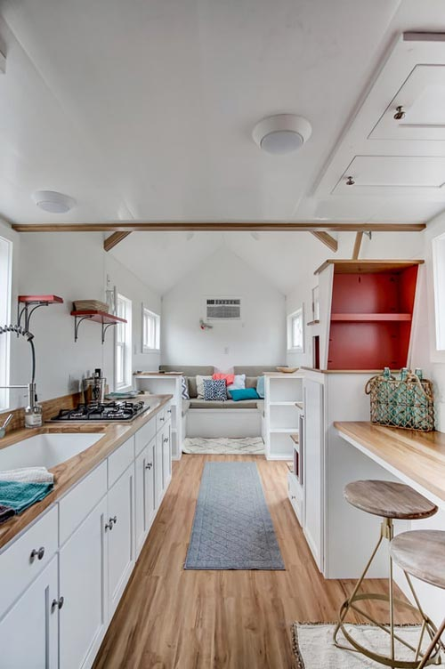 Tiny House Interior - Poppy by Modern Tiny Living