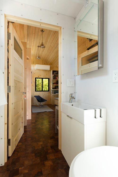 Bathroom Sink - SaltBox by Extraordinary Structures