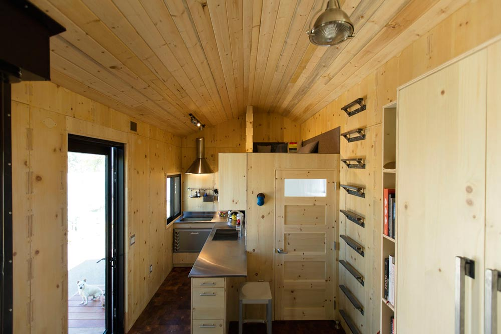 10' Wide Tiny House - SaltBox by Extraordinary Structures