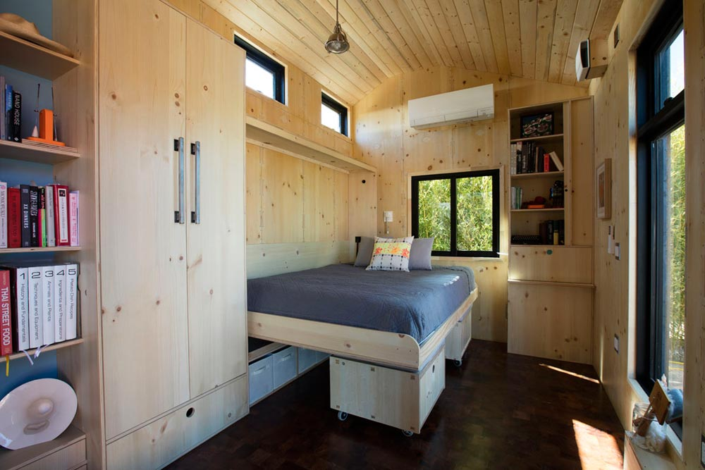 Queen Murphy Bed - SaltBox by Extraordinary Structures