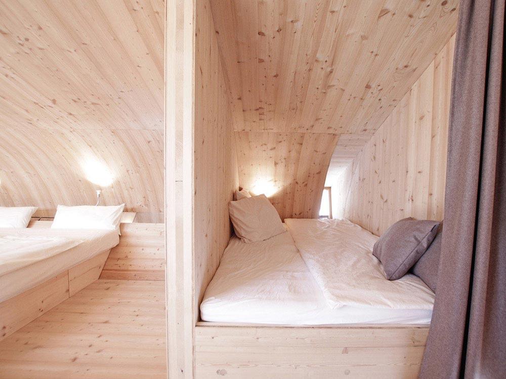 Kids' Bedroom - Ufogel Tiny House
