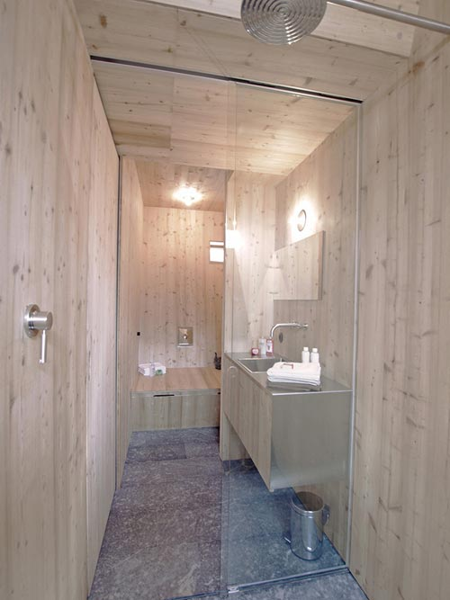 Bathroom - Ufogel Tiny House