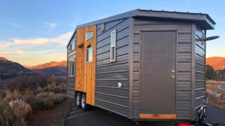 Wanderlust by Rocky Mountain Tiny Houses