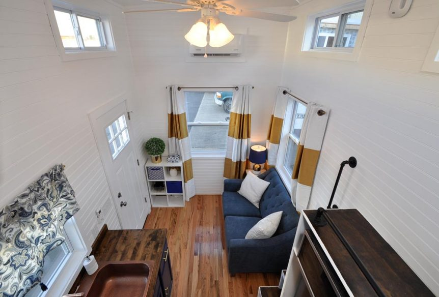 Ascot by Tiny House Building Company