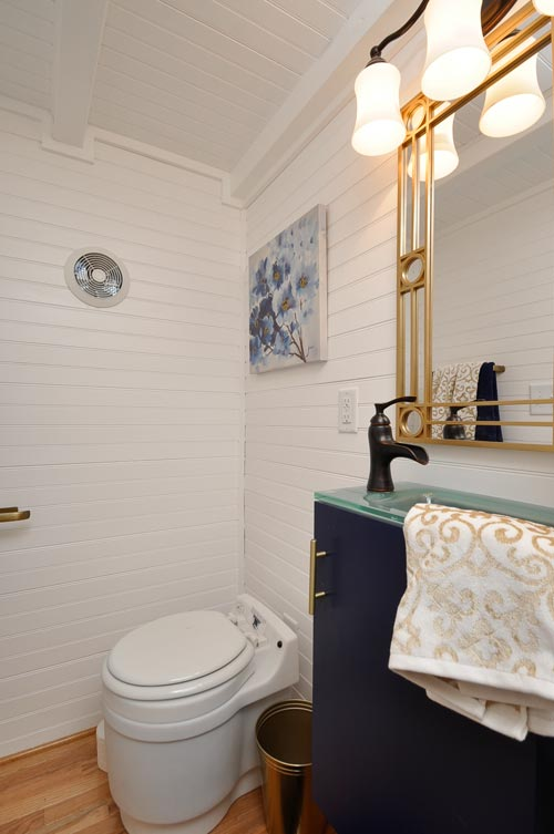 Bathroom - Ascot by Tiny House Building Company