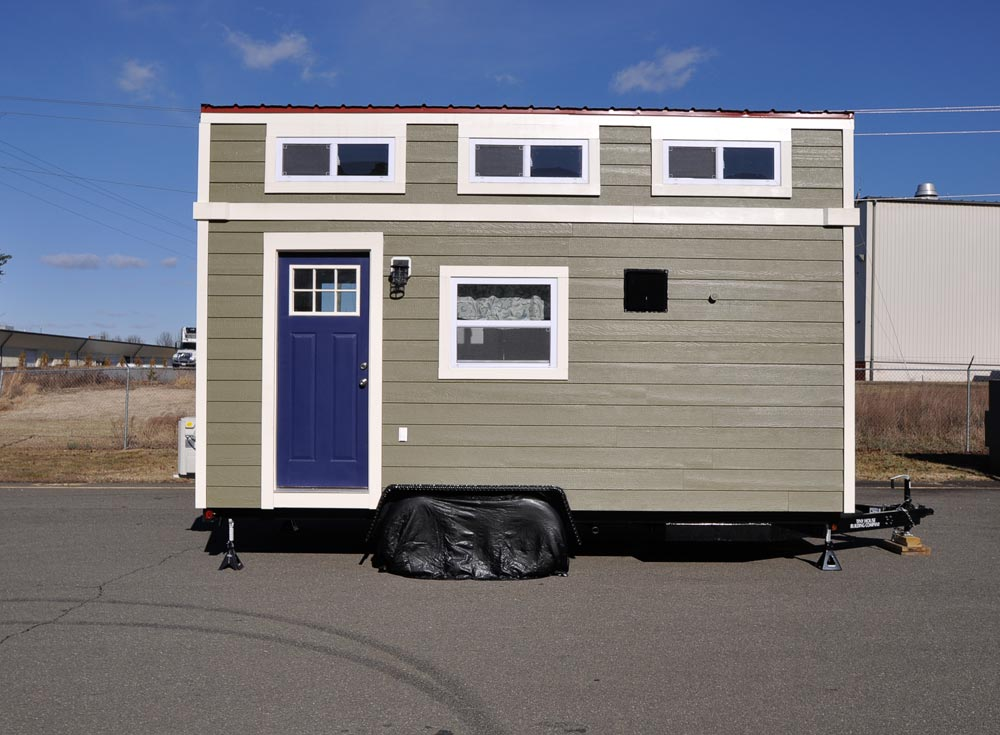 18' Tiny House - Ascot by Tiny House Building Company