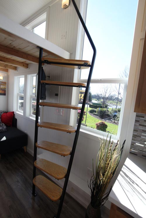 Sweeping Ladder - Chinook Peak by Tiny Mountain Houses