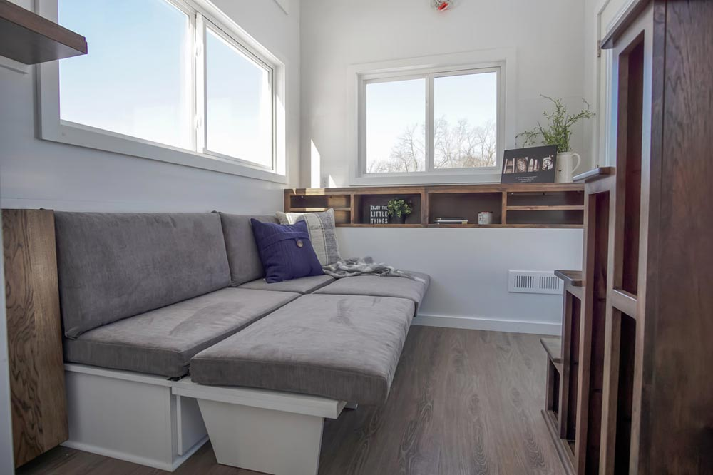 Sleeper Sofa - Cocoa by Modern Tiny Living