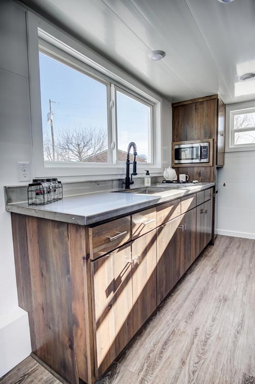 Kitchen Cabinets - Cocoa by Modern Tiny Living