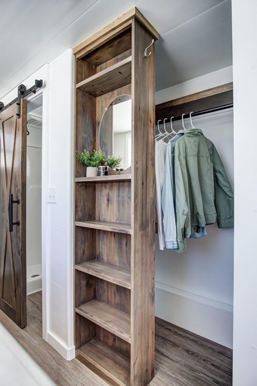 Closet Shelves - Cocoa by Modern Tiny Living