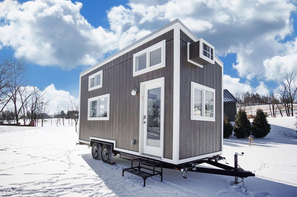 Tiny House Rental - Cocoa by Modern Tiny Living