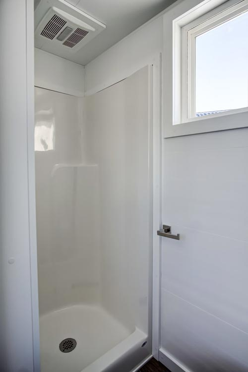 Shower - Cocoa by Modern Tiny Living