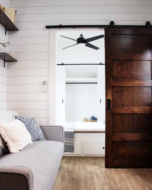 Living Room - Everest by Mustard Seed Tiny Homes