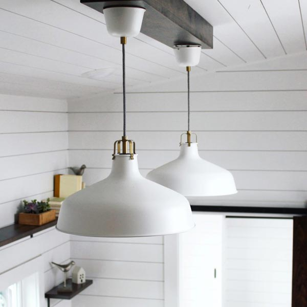 Lighting - Everest by Mustard Seed Tiny Homes