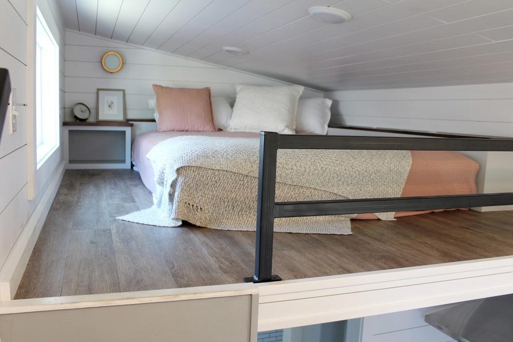 Bedroom Loft - Everest by Mustard Seed Tiny Homes