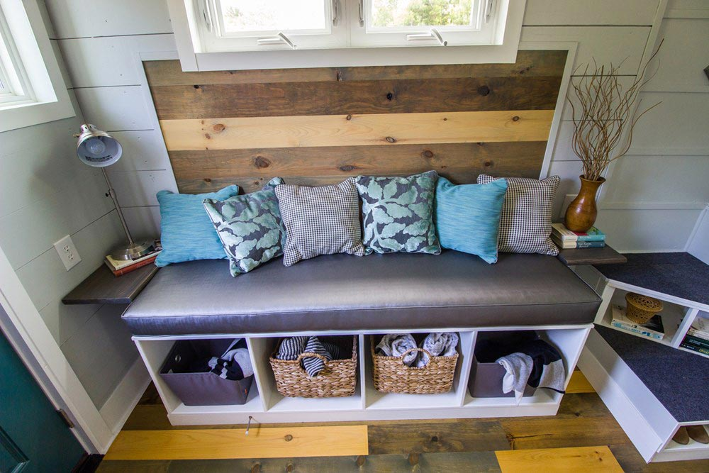 Couch w/ Storage - Falling Leaves by Reeds Road Home Design