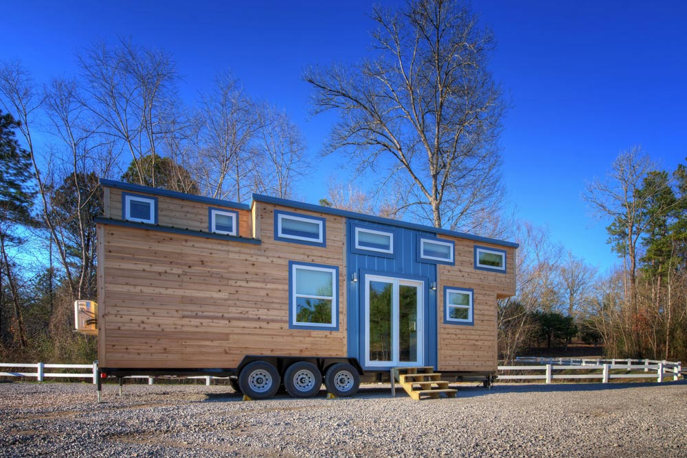 Freedom v2 by Alabama Tiny Homes