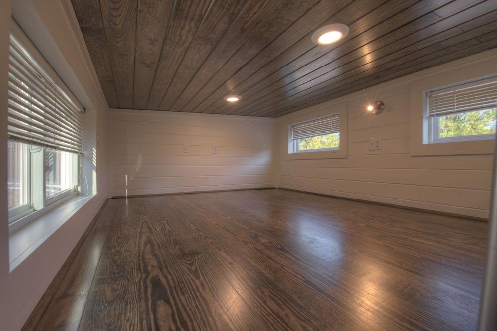 Bedroom Loft - Freedom v2 by Alabama Tiny Homes