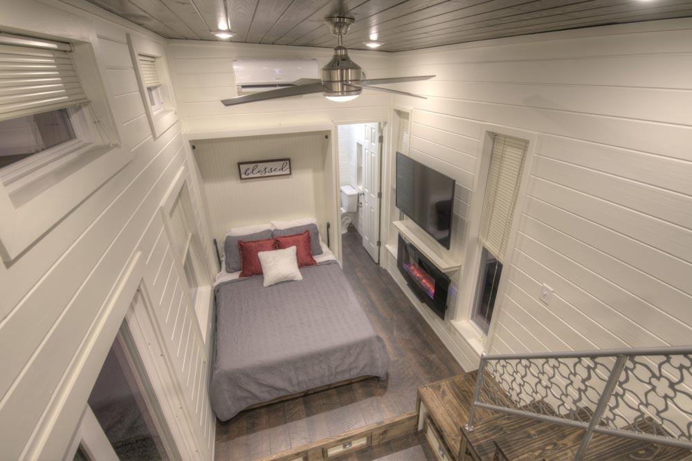 Living Room - Freedom v2 by Alabama Tiny Homes