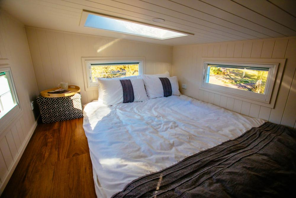 Bedroom Loft - Graduate Series 6000DLS by Designer Eco Homes