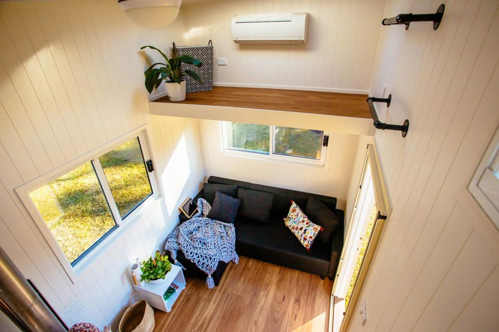 View From Loft - Graduate Series 6000DLS by Designer Eco Homes
