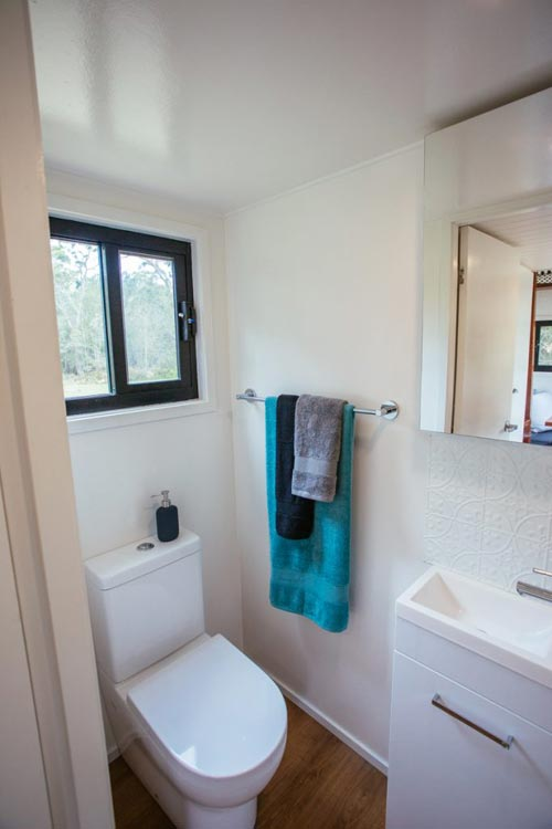 Bathroom - Independent Series 4800DL by Designer Eco Homes