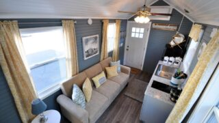 Laurel by Tiny House Building Company