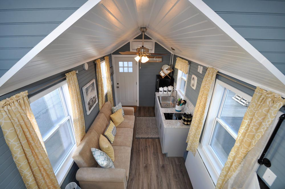 Laurel by tiny house building company tiny living for House building companies