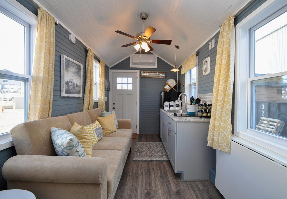 Laurel by tiny house building company tiny living for The laurel house