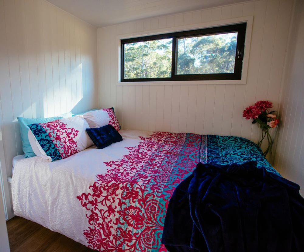 Queen Bedroom - Lifestyle Series 7200GB by Designer Eco Homes