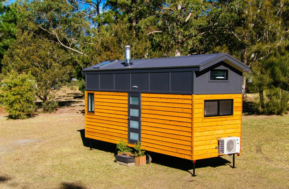 24' Tiny House - Lifestyle Series 7200GB by Designer Eco Homes