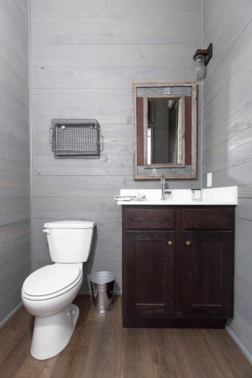 Bathroom - Low Country by Clayton Tiny Homes
