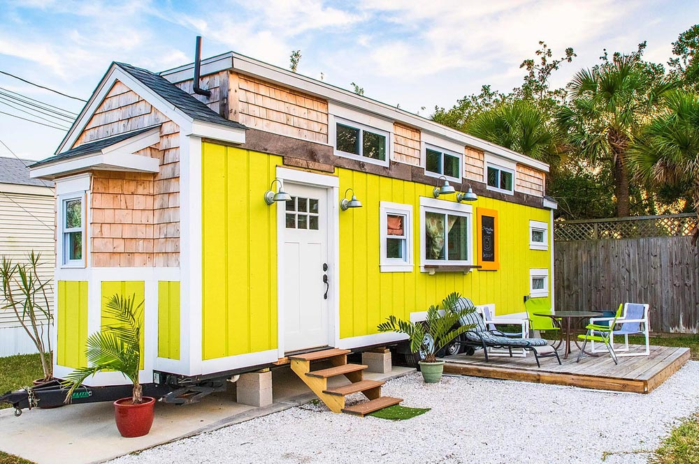 Tiny Home Rentals Beach