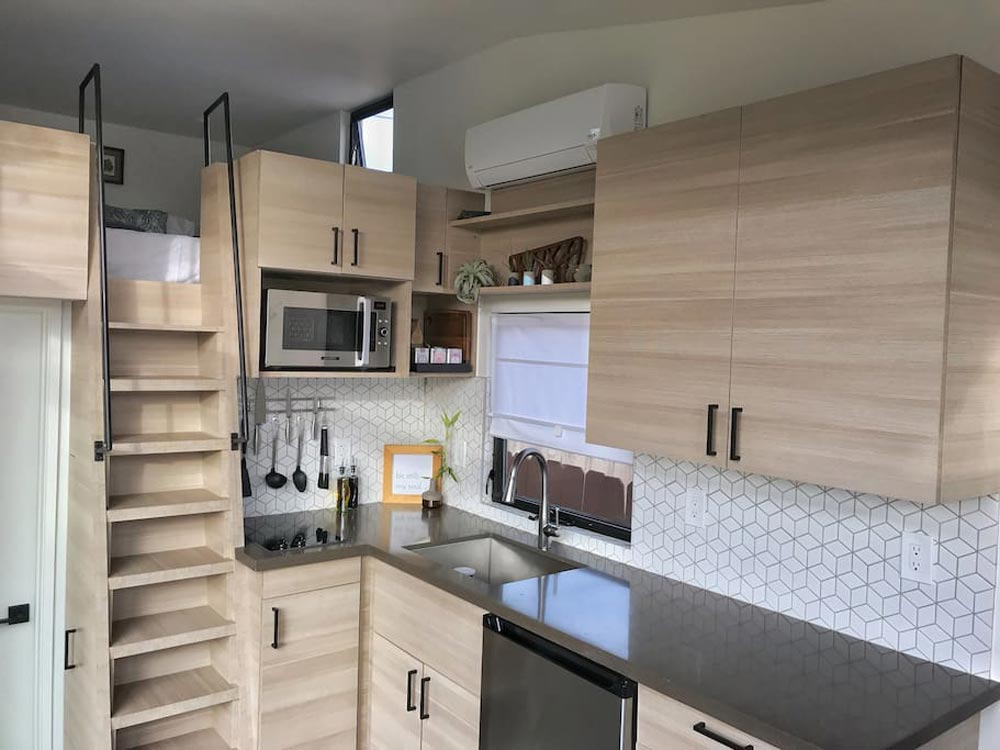 Kitchen - Nest Tiny House