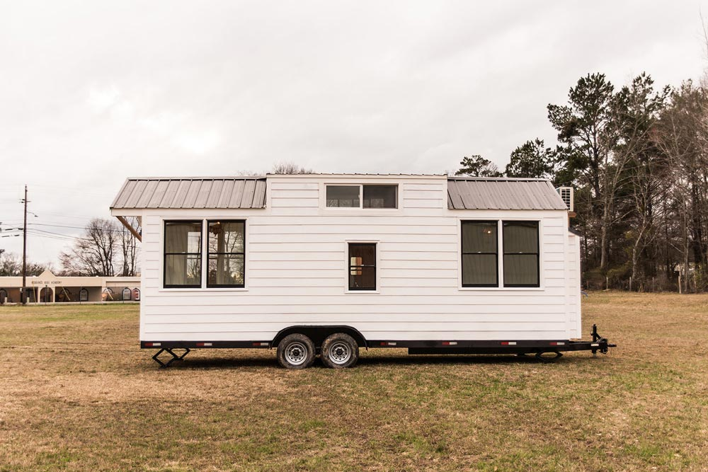 28' Tiny House - Norma Jean 2.0 by Lamon Luther