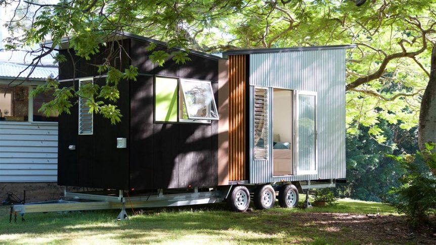Swallowtail by The Tiny House Company
