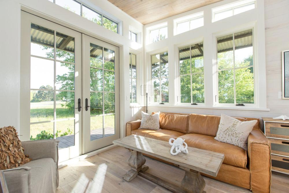 Living Room - Saltbox by Clayton Tiny Homes