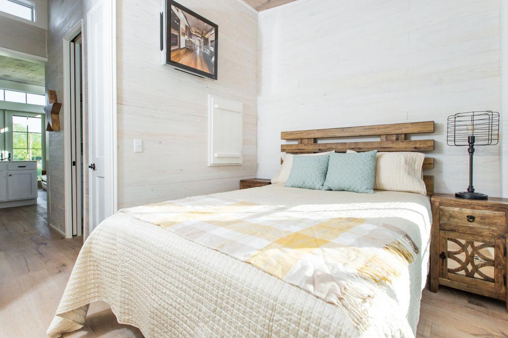 Bedroom - Saltbox by Clayton Tiny Homes