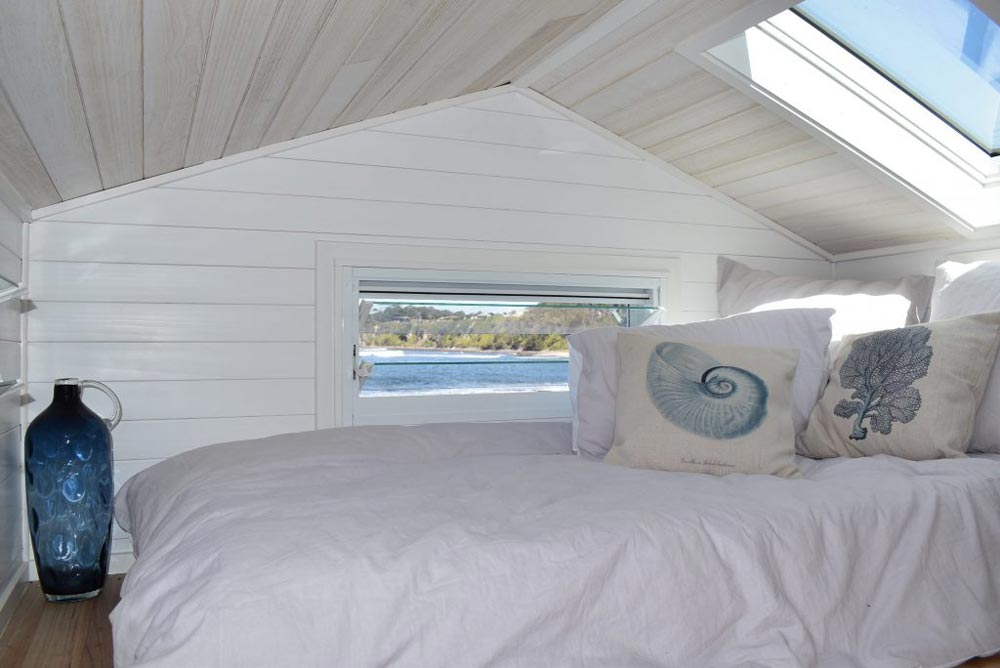 Bedroom Loft - Graduate Series 6000DL Seaside by Designer Eco Homes