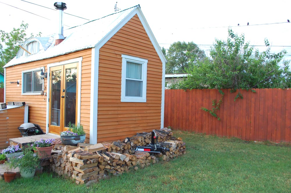 Firewood - Tiny Timber House