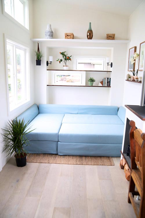 Sleeper Sofa - Coastal Craftsman by Handcrafted Movement
