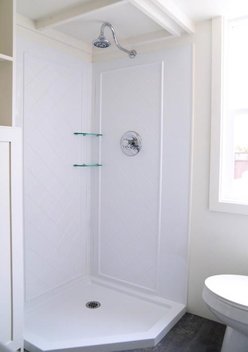 Shower - Coastal Craftsman by Handcrafted Movement