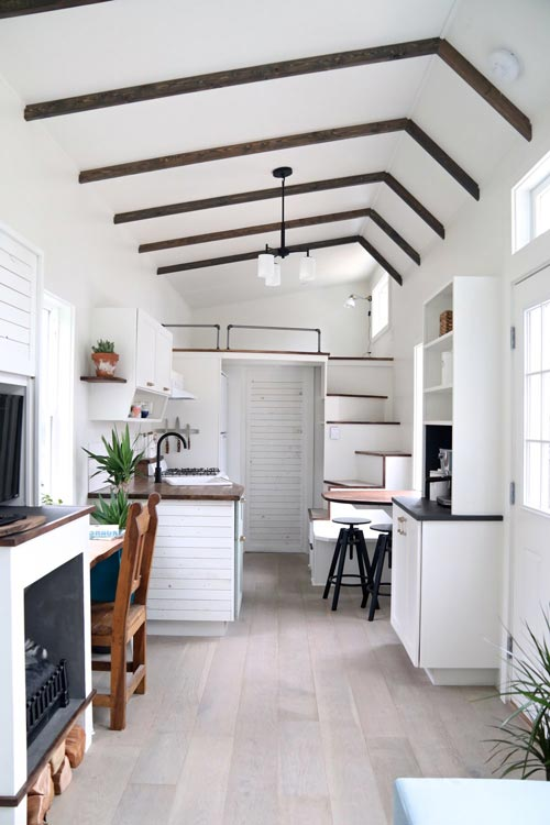 Exposed Beams - Coastal Craftsman by Handcrafted Movement