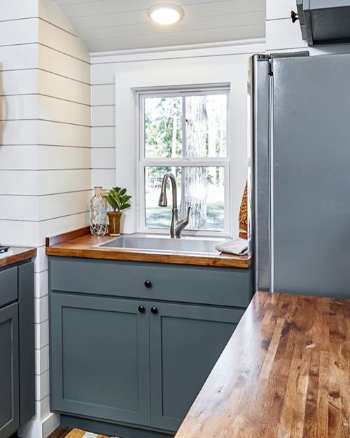 Kitchen Sink - Cypress by Mustard Seed Tiny Homes
