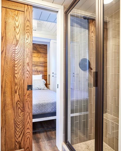 Shower - Cypress by Mustard Seed Tiny Homes