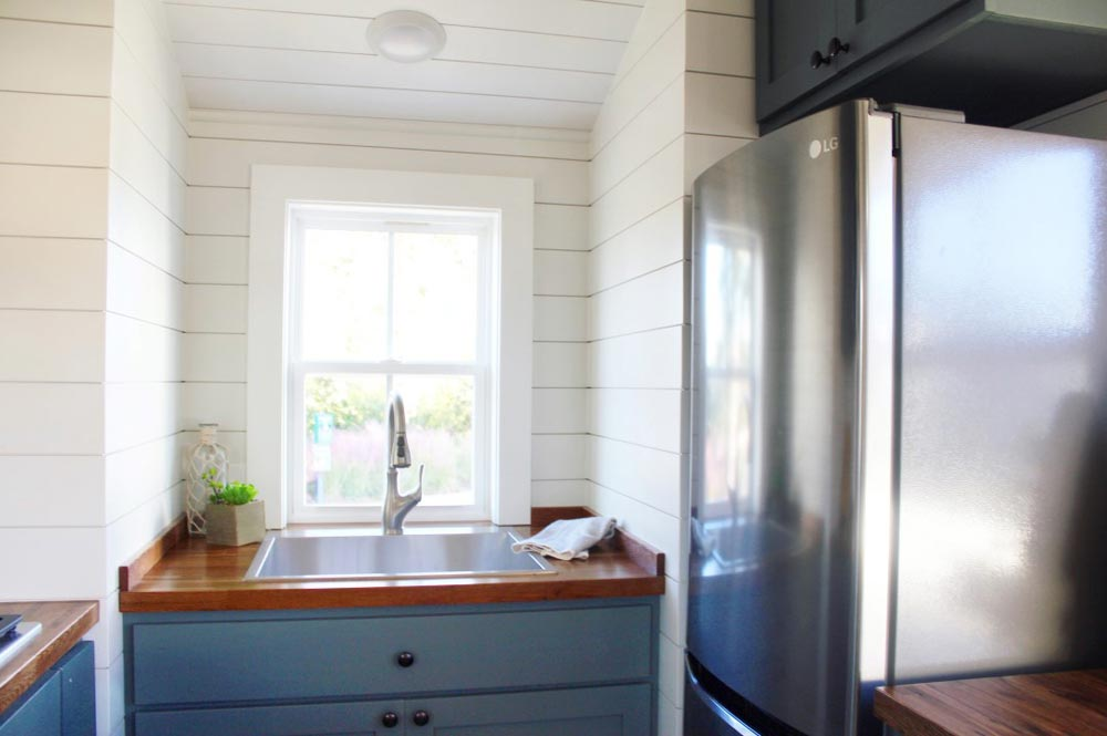 Kitchen Detail - Cypress by Mustard Seed Tiny Homes