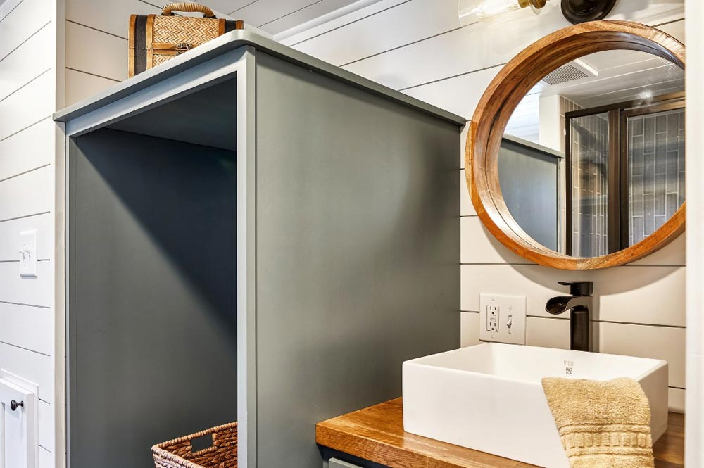 Bathroom - Cypress by Mustard Seed Tiny Homes